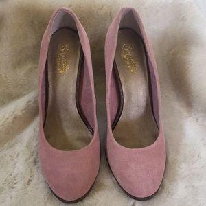 NWOT- Seychelles Pink Shoes